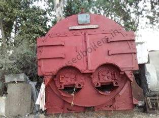4.5Ton, Coal Fired Boiler