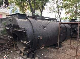 2Ton, Wood Fired Boiler