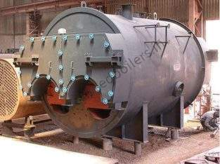 3Ton, Coal Fired boiler
