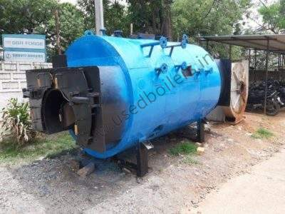 750Kg/hr, Wood Fired boiler